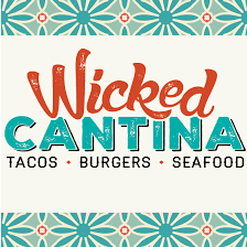 Wicked Cantina logo