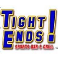 Tight Ends Sports Bar & Grill logo