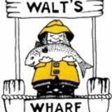 Walt's Wharf logo