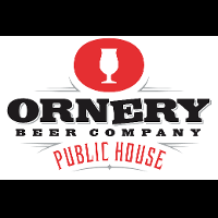 Ornery Beer Company logo