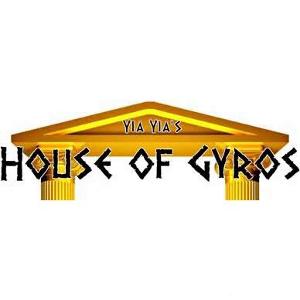 Yia Yia's House Of Gyros Mesquite logo