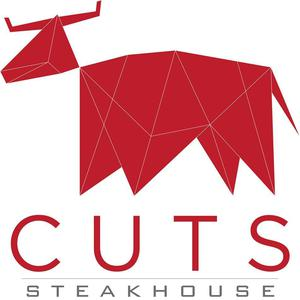Cuts Steakhouse logo