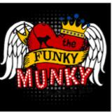 Funky Munky Shaved Ice logo