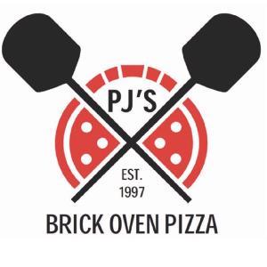 PJ's Brick Oven Pizza logo