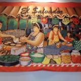 marias pupuseria restaurante logo