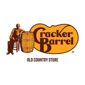 Cracker Barrel Clarksville logo