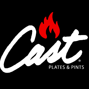 Cast Plates and Pints logo