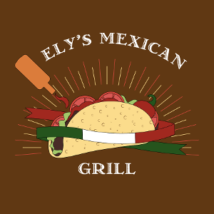Ely's Mexican Grill logo