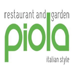 Piola Italian Restaurant & Garden logo