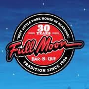 Full Moon BBQ - Alabaster logo