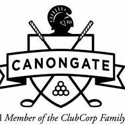 Canongate 1 Golf Club logo