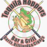 Tequila Hoppers Bar & Grill logo