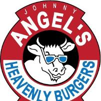 Johnny Angels Heavenly Burgers logo