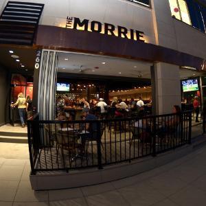 The Morrie Birmingham logo