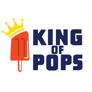 King of Pops Bar logo