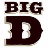 Big D Barbecue logo