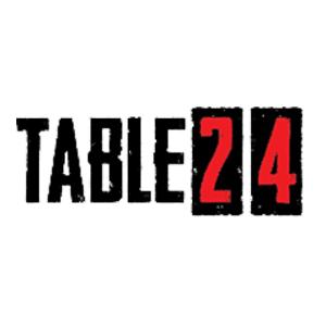 Table 24 logo