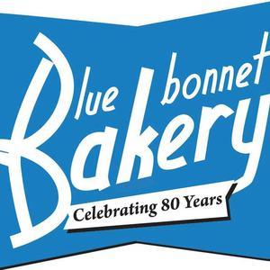 Blue Bonnet Bakery logo