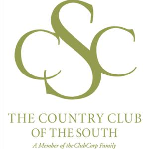 The Country Club of the South logo