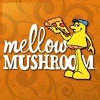 Mellow Mushroom - Anderson logo