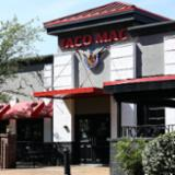 Taco Mac Peachtree City logo