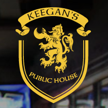 Keegan's - Roswell logo