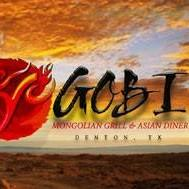 Gobi Mongolian Grill and Asian Diner logo
