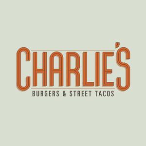 Charlie's Burgers & Street Tacos logo