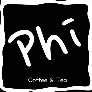 Phi Coffee & Tea logo