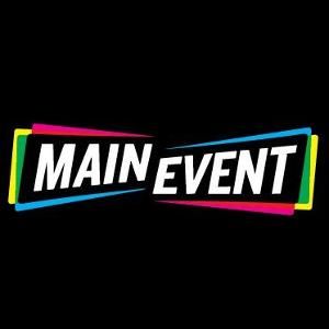 Main Event Grand Prairie logo
