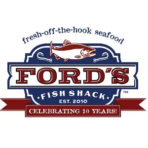 Ford's Fish Shack - Lansdowne logo