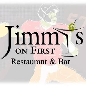 Jimmy's On First logo