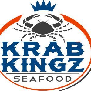 Krab Kingz Seafood Restaurant logo