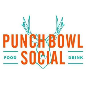 Punch Bowl Social Arlington logo