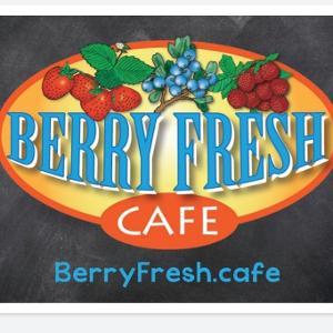 Berry Fresh Cafe logo