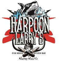 Harpoon Larry's Fish House & Oyster Bar logo