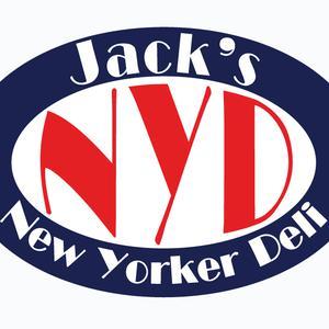 Jack's New Yorker Deli logo