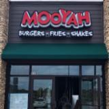 MOOYAH Burgers Fries and Shakes logo
