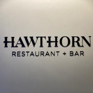 Hawthorn Restaurant + Bar logo