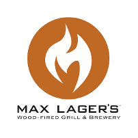Max Lager's Wood-Fired Grill & Brewery logo