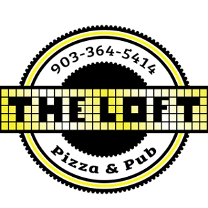 The Loft Pizza Pub logo
