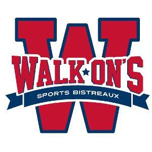 Walk-On's Sports Bistreaux logo