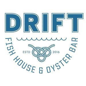 Drift Fish House & Oyster Bar logo