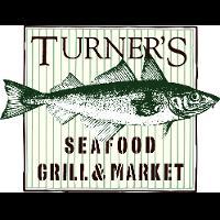 Turner's Seafood Grill & Market logo