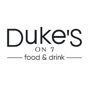 Duke'S on 7 logo