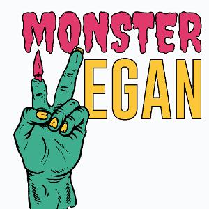 Monster Vegan logo