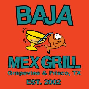 Baja Mex Grill Grapevine logo