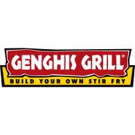Genghis Grill - Addison logo