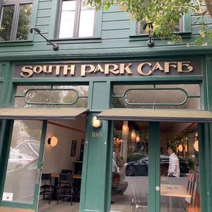 South Park Cafe logo