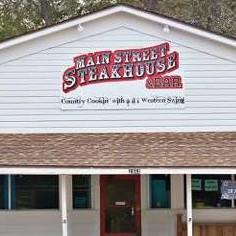 Main Street Steakhouse & Bar Danbury-TX logo